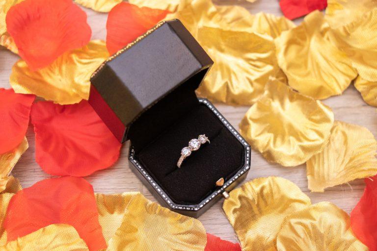 Prime Violet Events JJ&Flo's Surprise Proposal